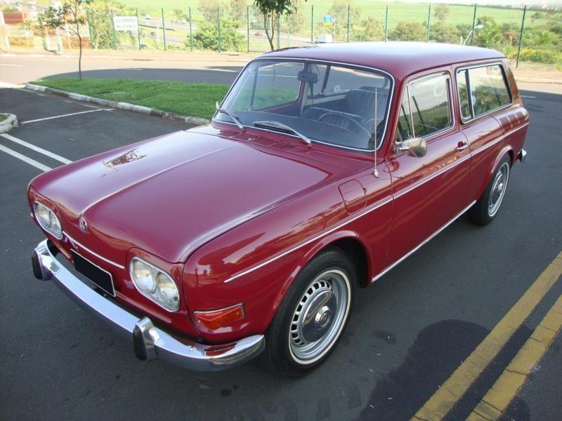 Volksagen Variant I 1971 Motor Tudo (2)