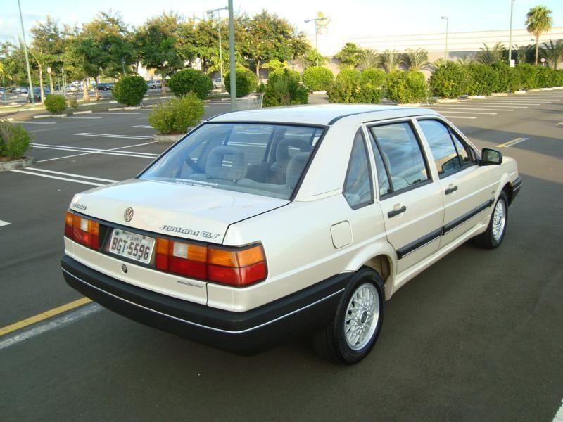 Volkswagen Santana GLSi 2.0 1992 Motor Tudo (4)