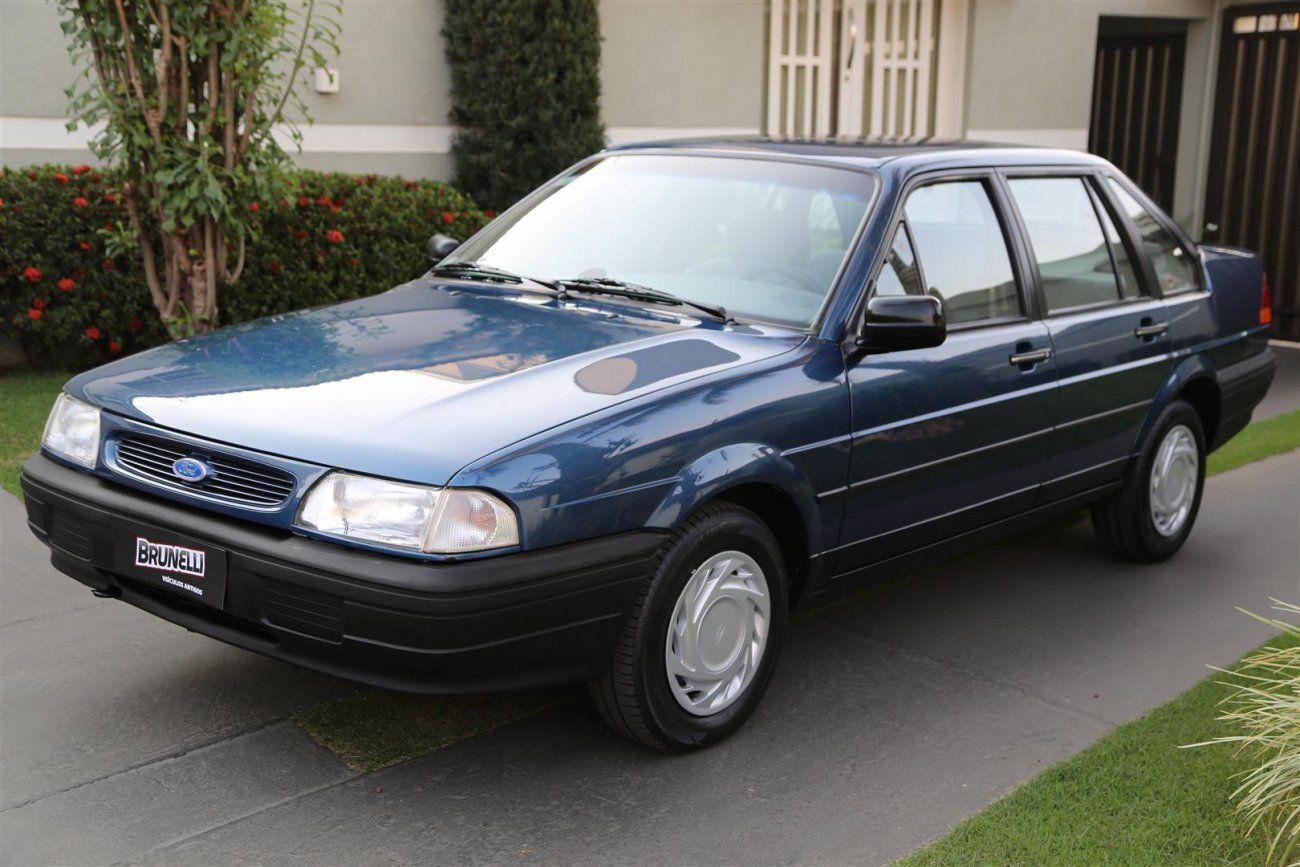 Ford versailles GL 2.0 1995 Motor Tudo (2)