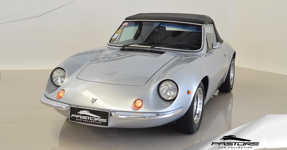 Puma Conersível 1979 Motor Tudo (33)