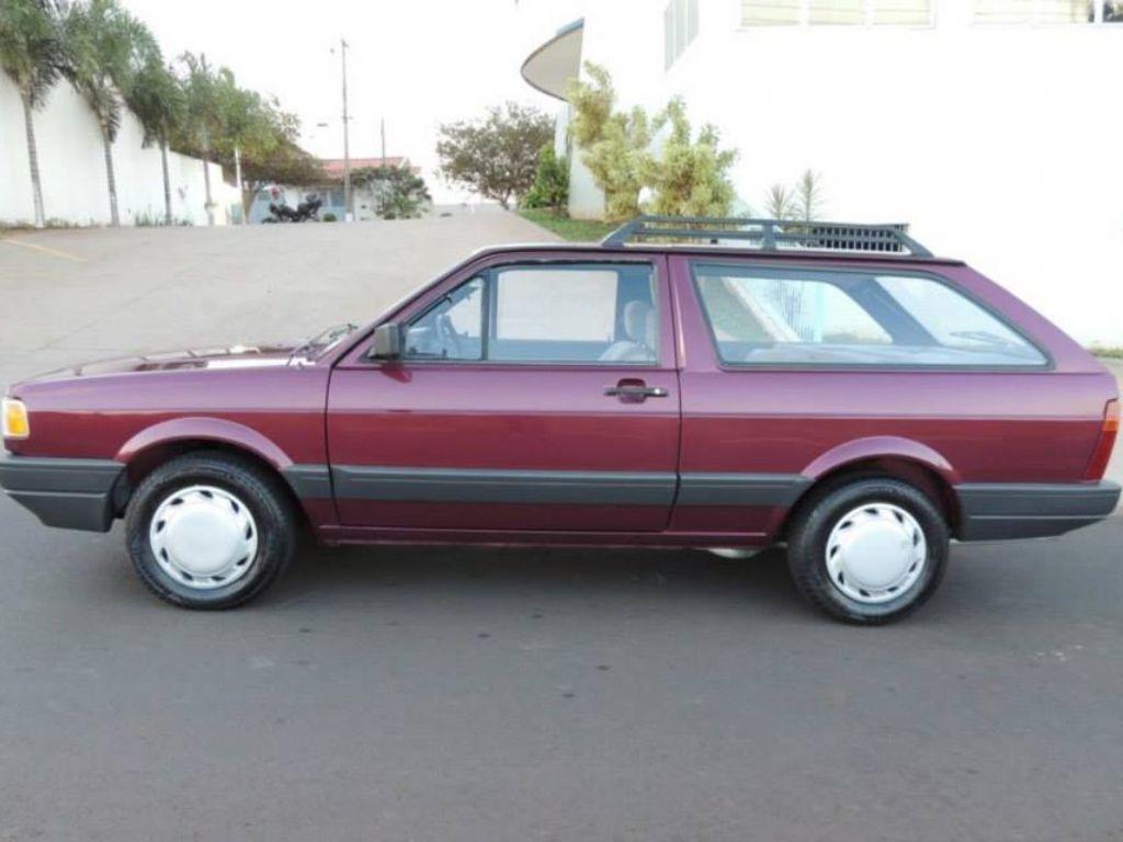 Volkswagen parati GL 1.8 1993 Motor Tudo (5)