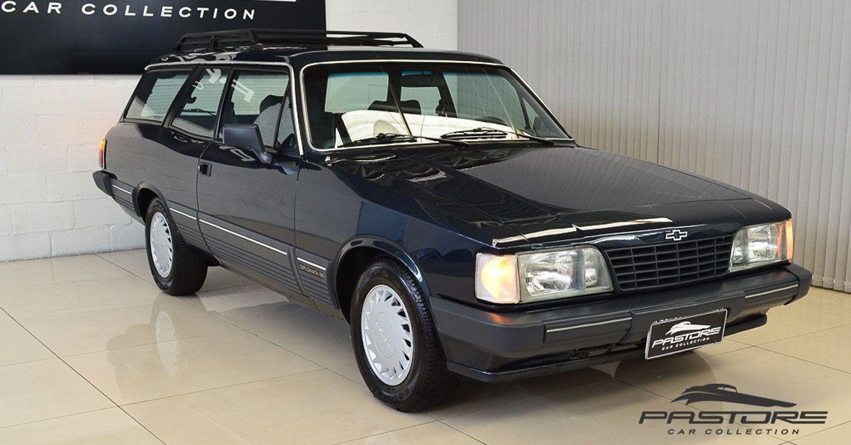 Chevrolet caravan Diplomata 4.1 1988 Motor Tudo (2)