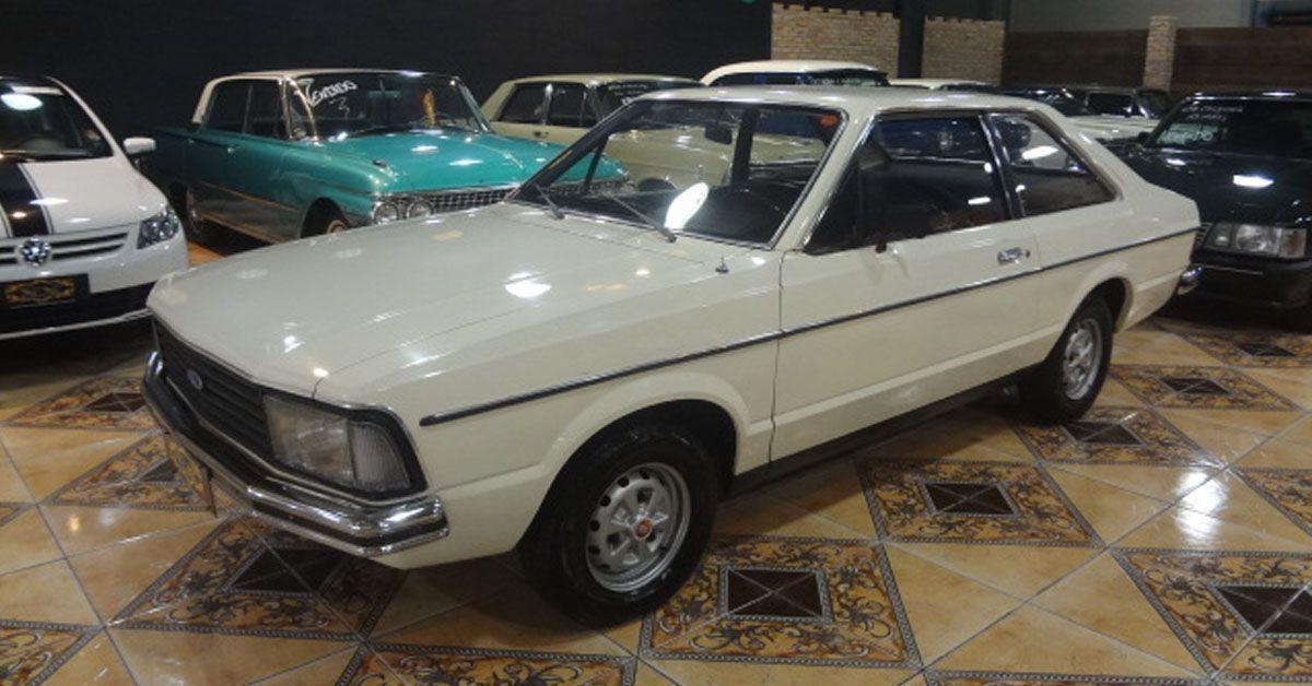 Corcel II L 1978 Motor Tudo (1)