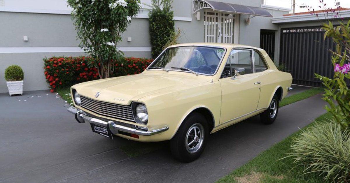 Corcel Luxo 1976 Motor Tudo (29)