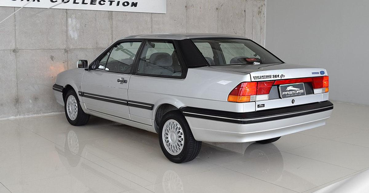 Ford versailles 2.0i Ghia 1993 Motor Tudo (18)