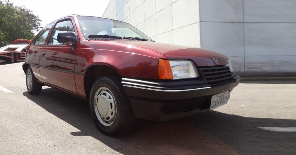 Kadett GL 1995 Motor Tudo (4)