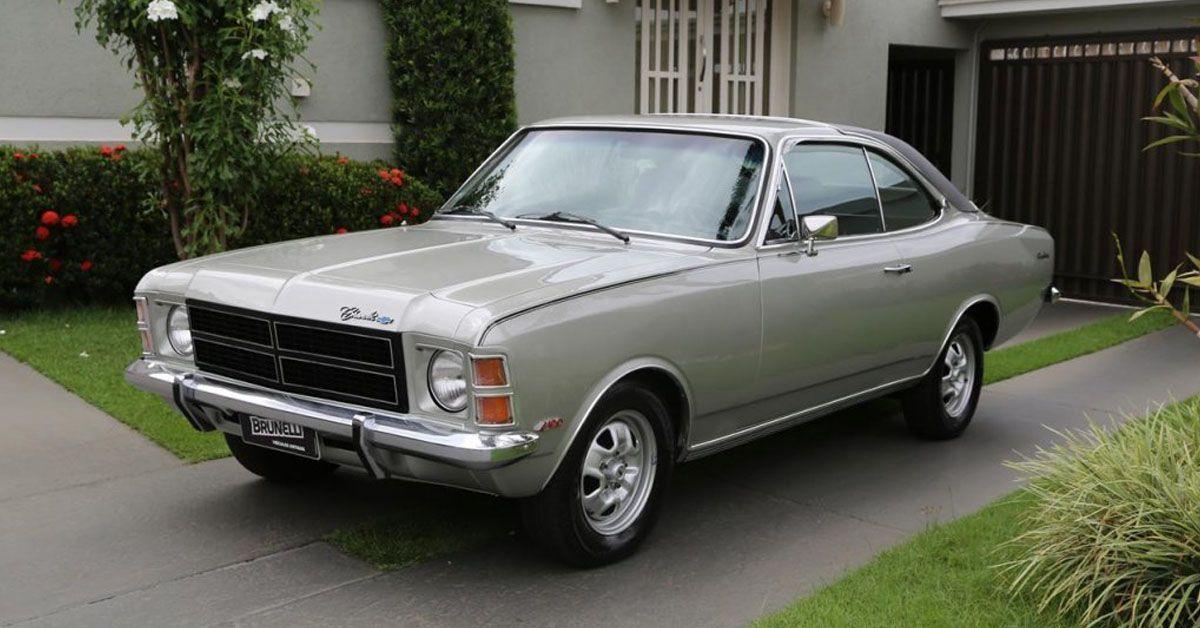 Opala Comodoro 4.1 1979 Automático luxo e conforto acima da média