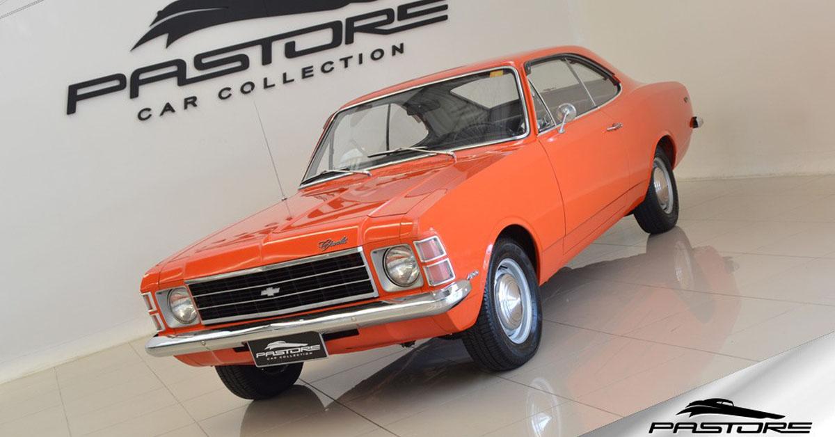 Opala Coupé 4100 1975 Motor Tudo (37)