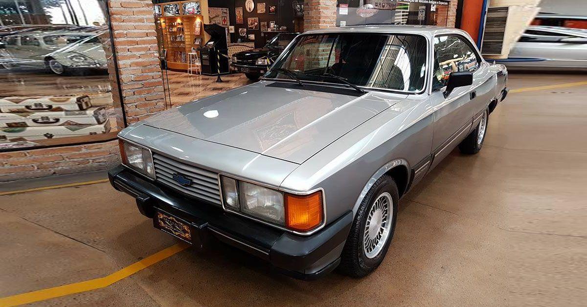 Opala Diplomata 4.1 1987 Motor Tudo (3)
