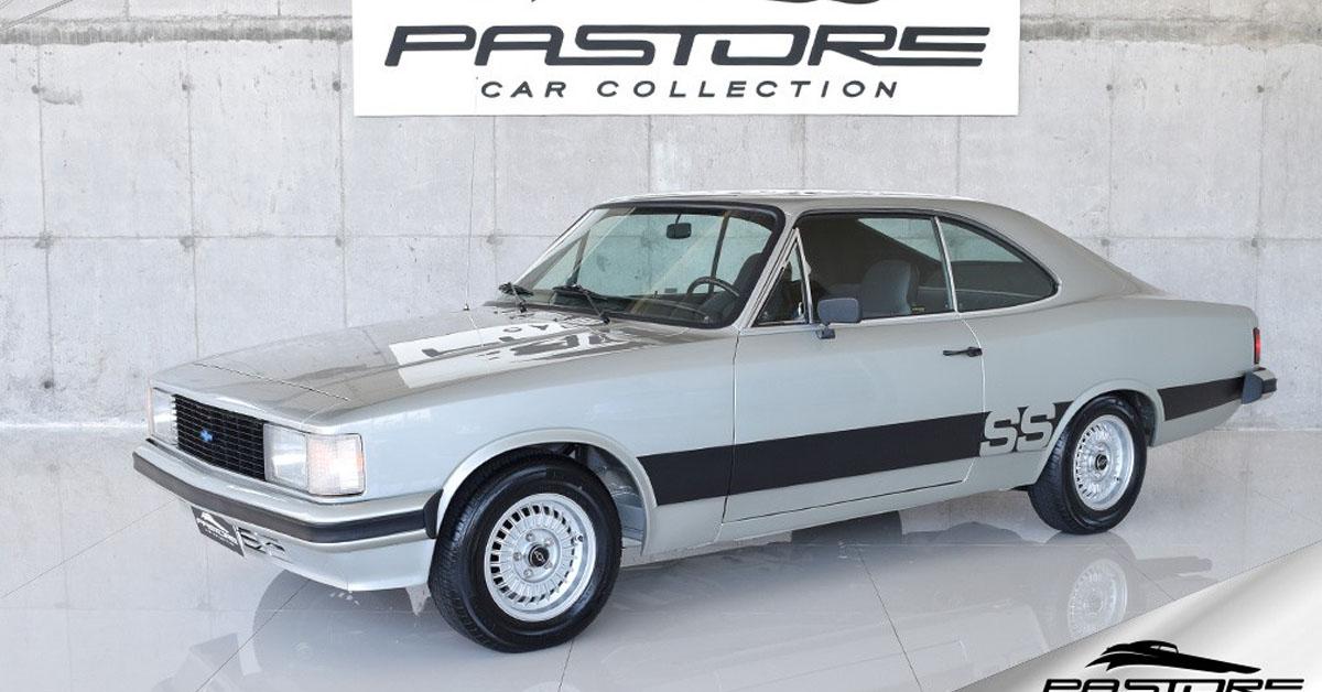 Opala SS 4.1 1980 Motor Tudo (5)