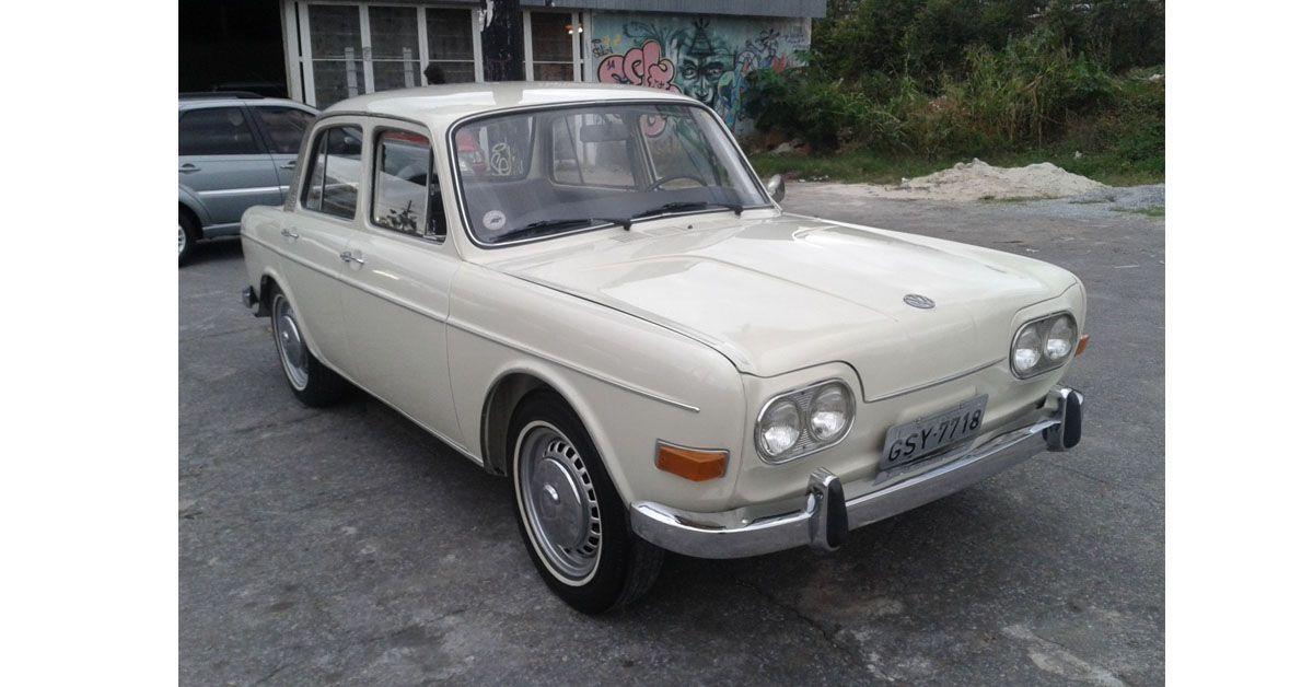 VW 1600 Zé do Caixão 1970 Motor Tudo (3b)