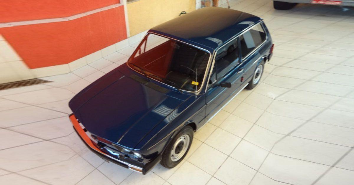 Volkswagen Brasilia 1300 a álcool 1980 Motor Tudo (11)
