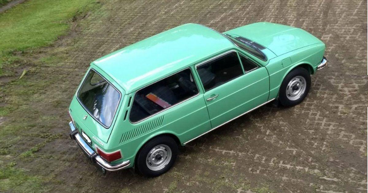 Volkswagen Brasilia 1976 Motor Tudo (3)