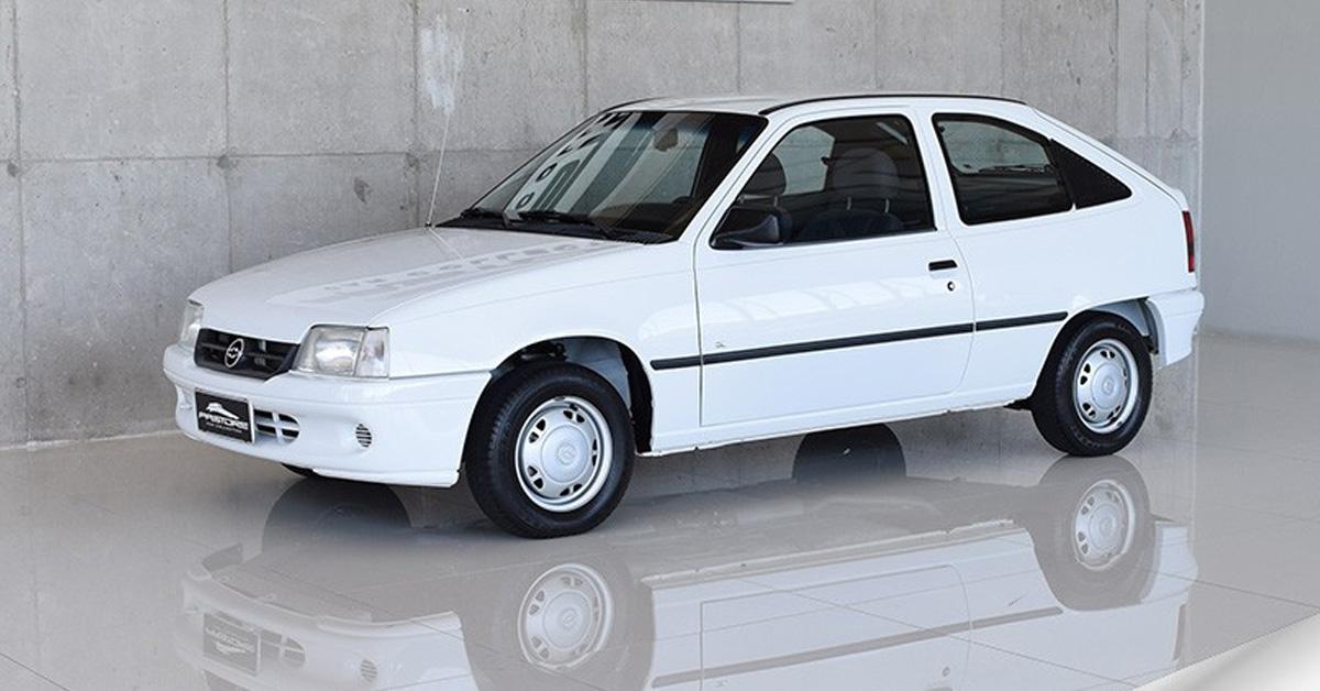 Chevrolet Kadett GL 2.0 1997 Motor Tudo (15)