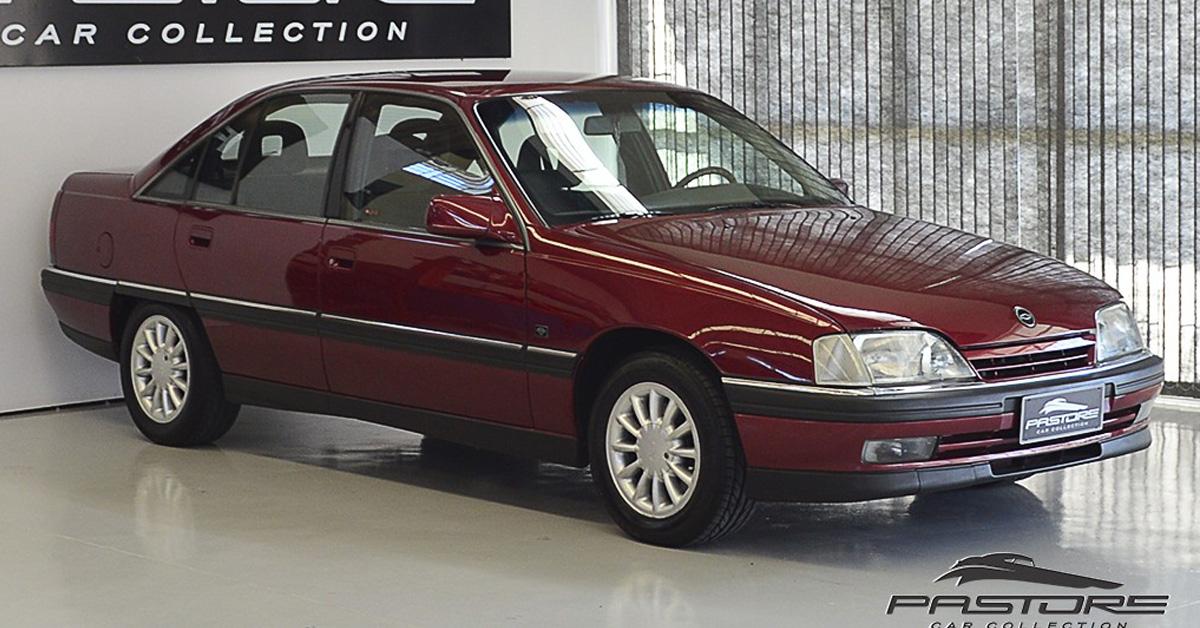 Chevrolet Omega 3.0 Diamond 1994 Motor Tudo (5)