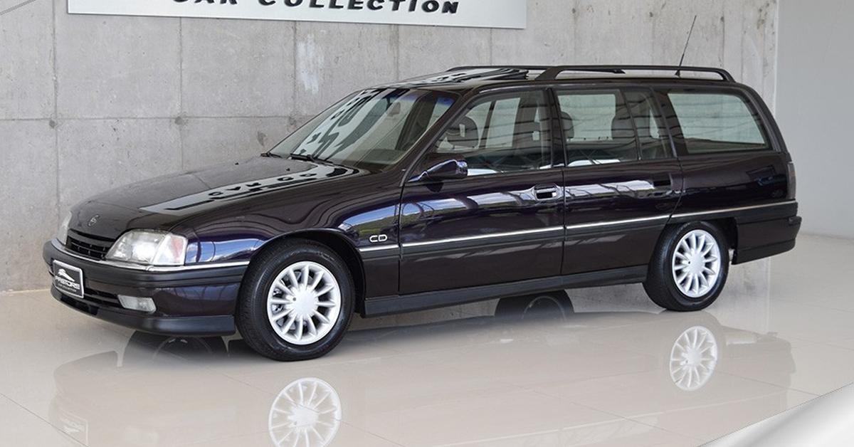 Chevrolet Omega Suprema CD 4.1 1995 Motor Tudo (8)