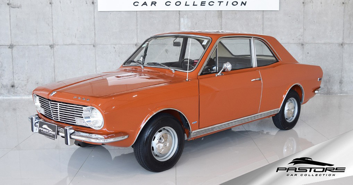 Corcel 1970 Coupé Motor Tudo (5)