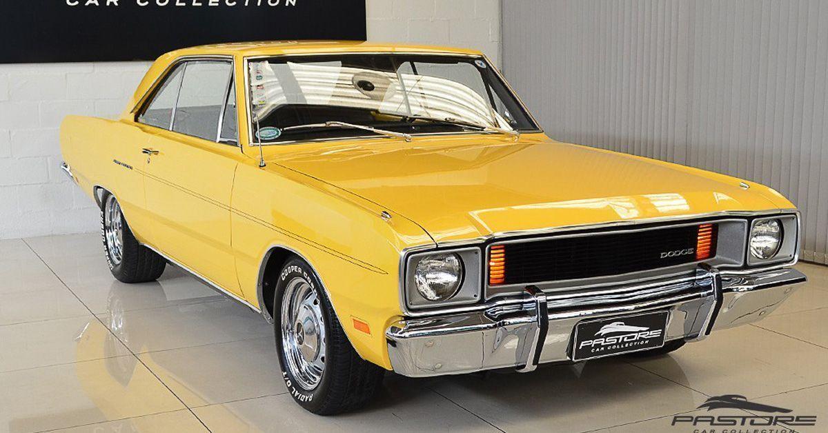 Dodge Dart 1976 Motor Tudo (19)