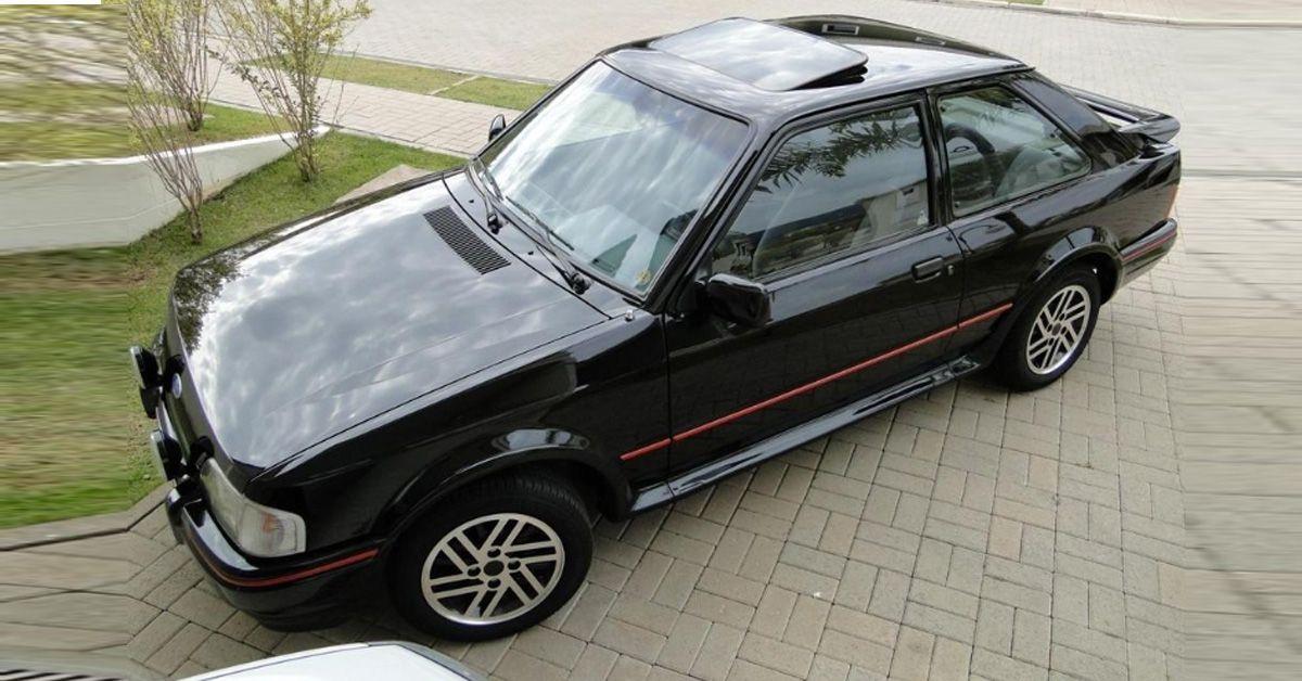 Escort XR3 1.8 1992 Motor Tudo (2)