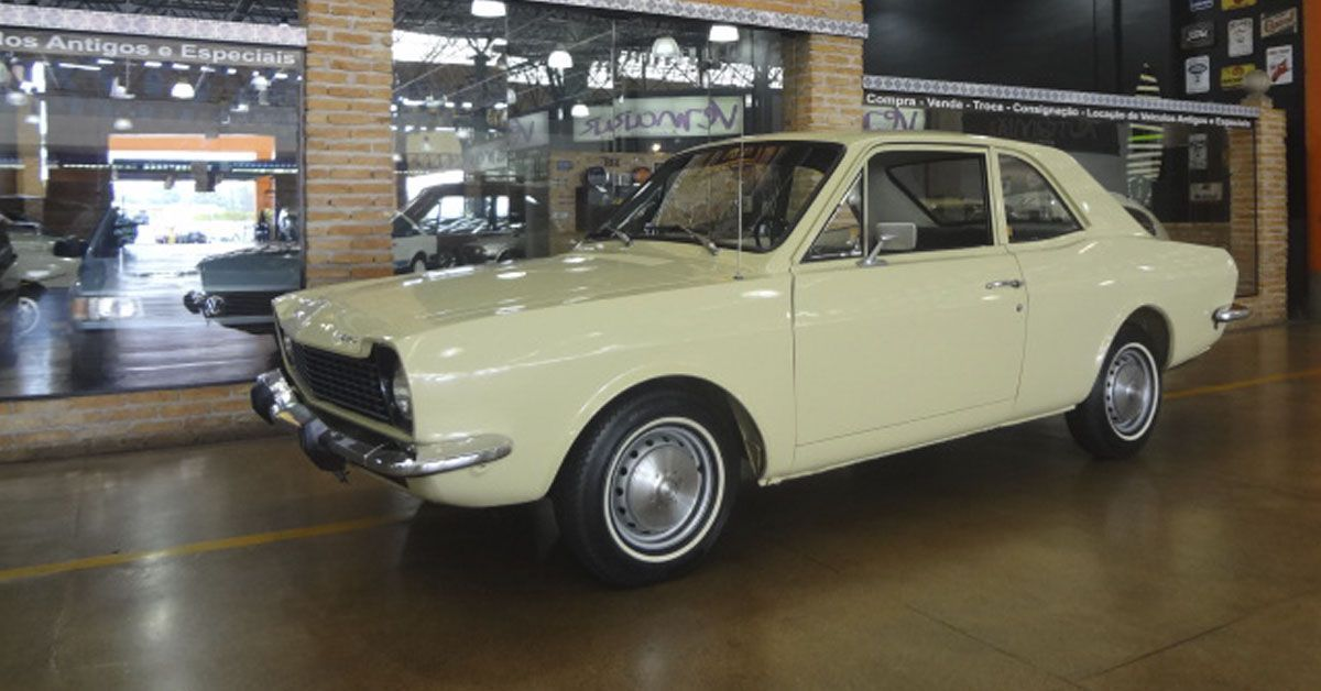 Ford Corcel Standard 1977 Motor Tudo (1)