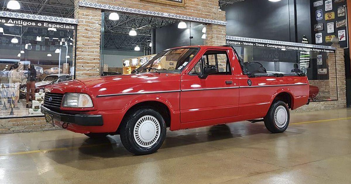 Ford Pampa GL 1.8 1993 Motor Tudo (8)