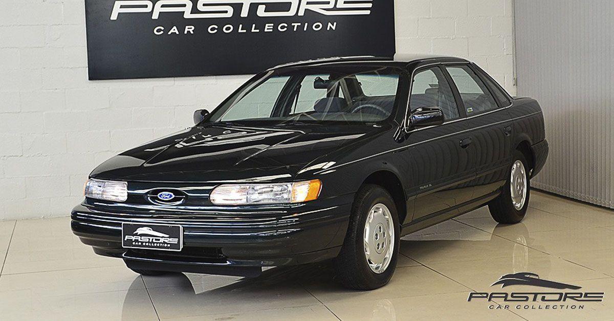 Ford Taurus GL 1994 Motor Tudo (15)
