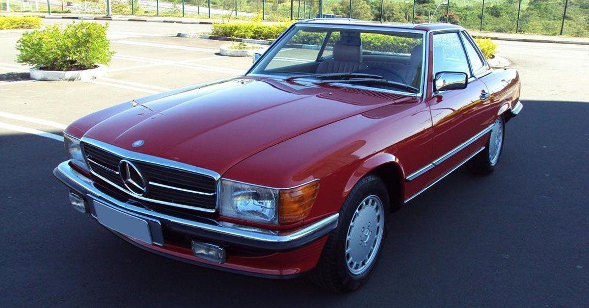 Mercedes-Benz C-180 1986 Motor Tudo (1)