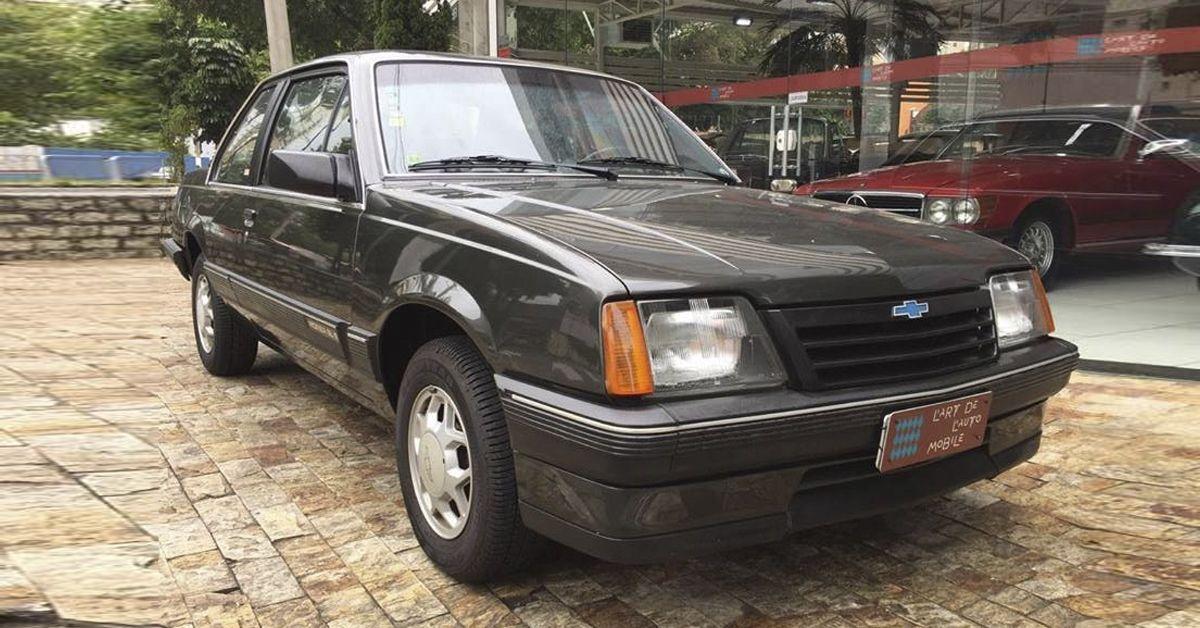 Monza SL-E 2.0 1990 Motor Tudo (4)