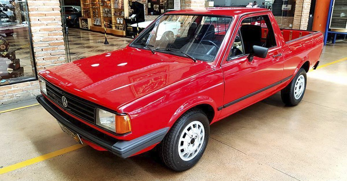 Saveiro GL 1987 1.6 Motor Tudo (4)