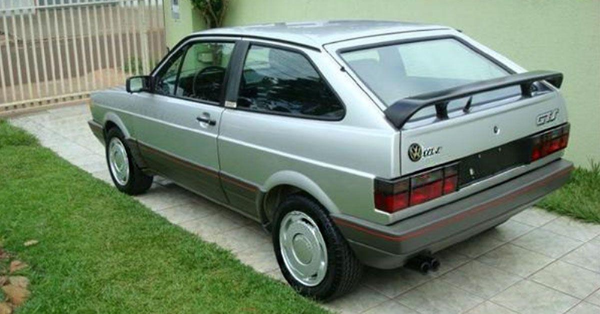 Volkswage Gol GTS 1.8s 1993 Motor Tudo (4)
