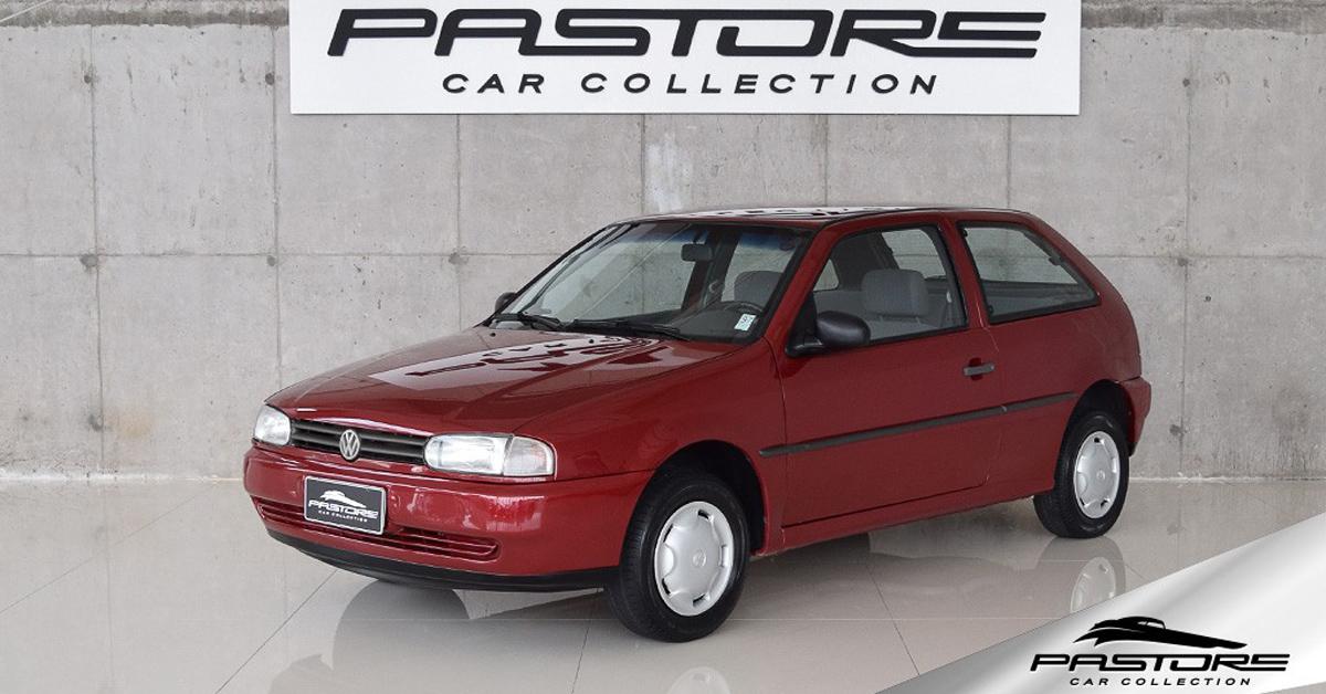 Volkswagen Gol CLi 1.8 1995 Gol Bola Motor Tudo (11)