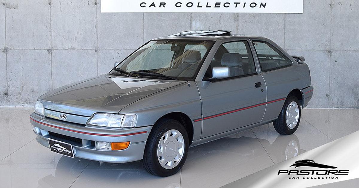 Escort XR3 2.0i 1994 Motor Tudo (3)