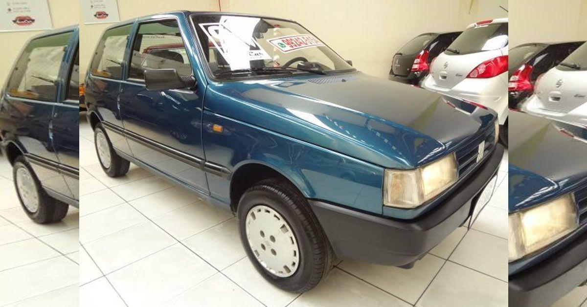 Fiat Uno CS 1.3 1991 Motor Tudo (2)