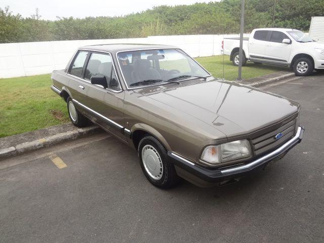 Ford Del Rey Ghia 1984-1985 Motor Tudo
