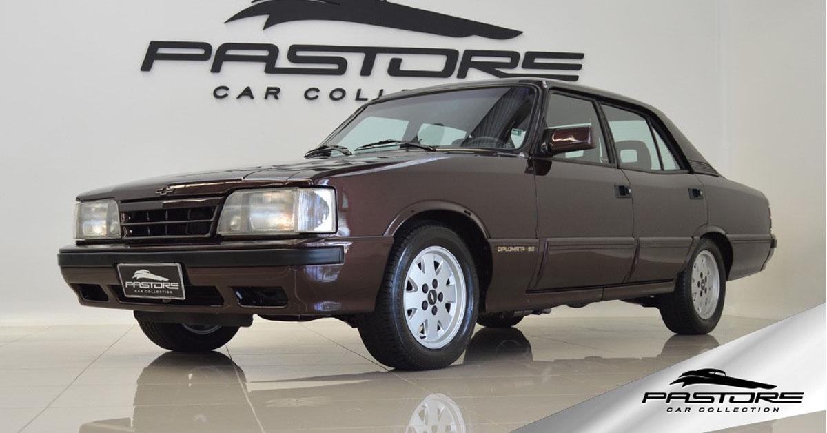 Opala Diplomata SE Collectors 1992 Motor Tudo (3)