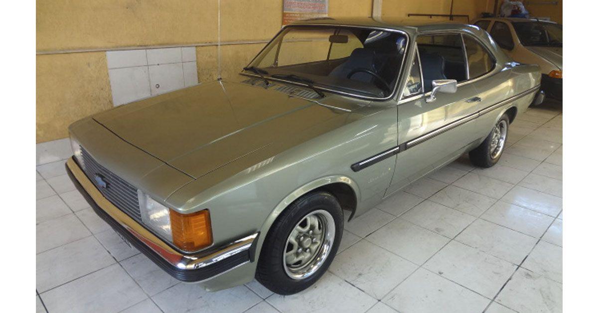 Opala Silver Star 1983 Motor Tudo (1)