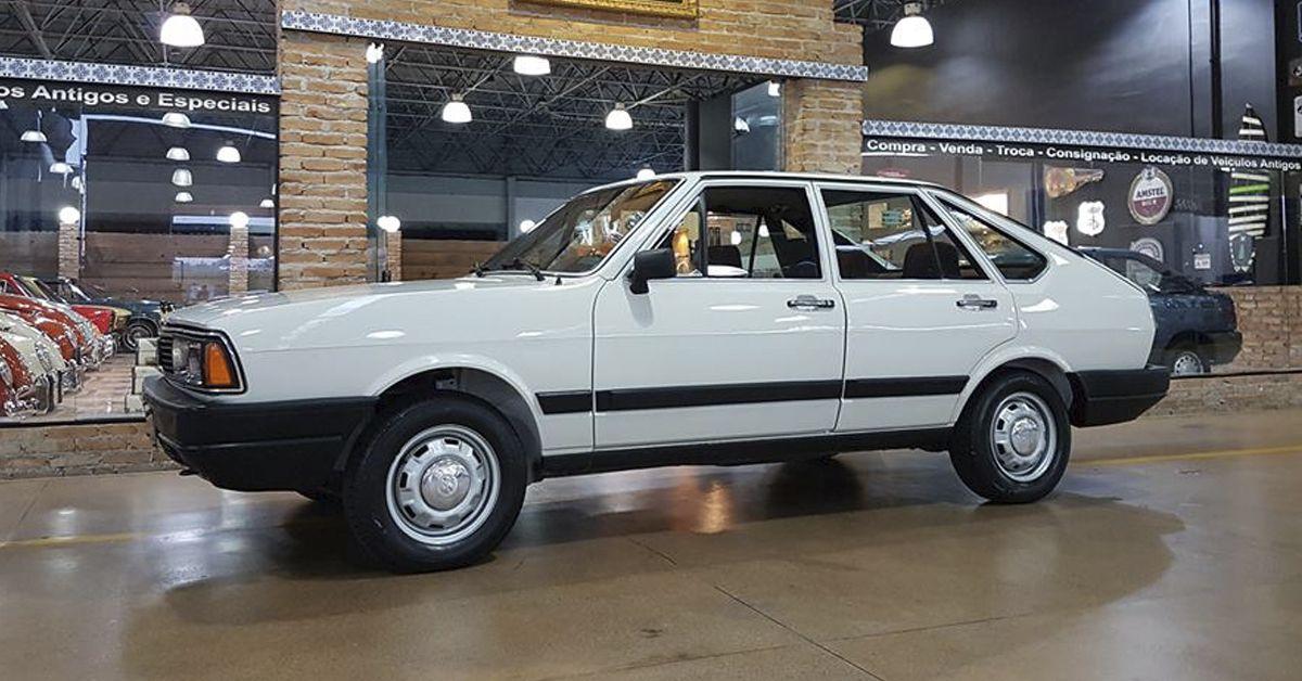 Passat LSE 1986 Motor Tudo (31)