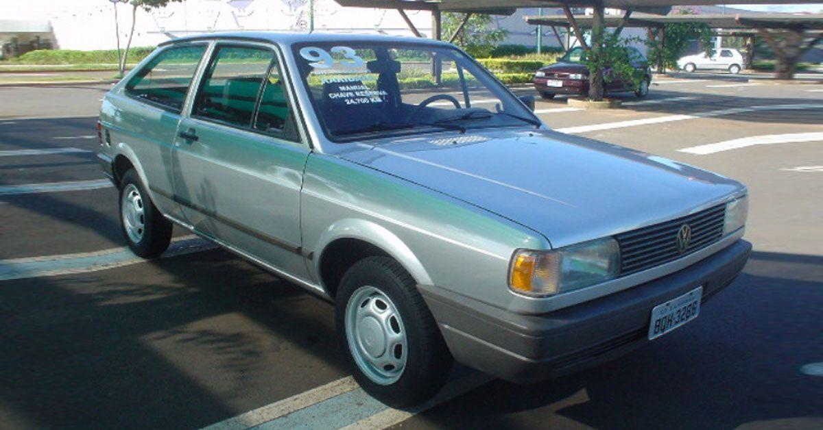 Volkswagen Gol CL CHT 1.6 1993 Motor Tudo (1)