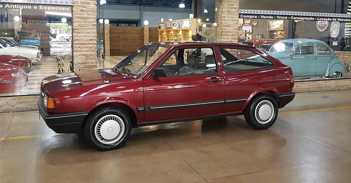Volkswagen Gol GL 1.8 1990 Motor Tudo (1)