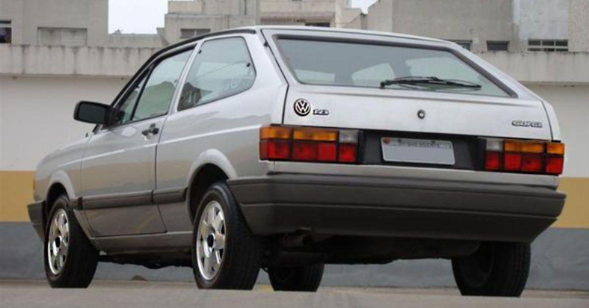 Volkswagen Gol GL 1.8 1993 Motor Tudo (2)