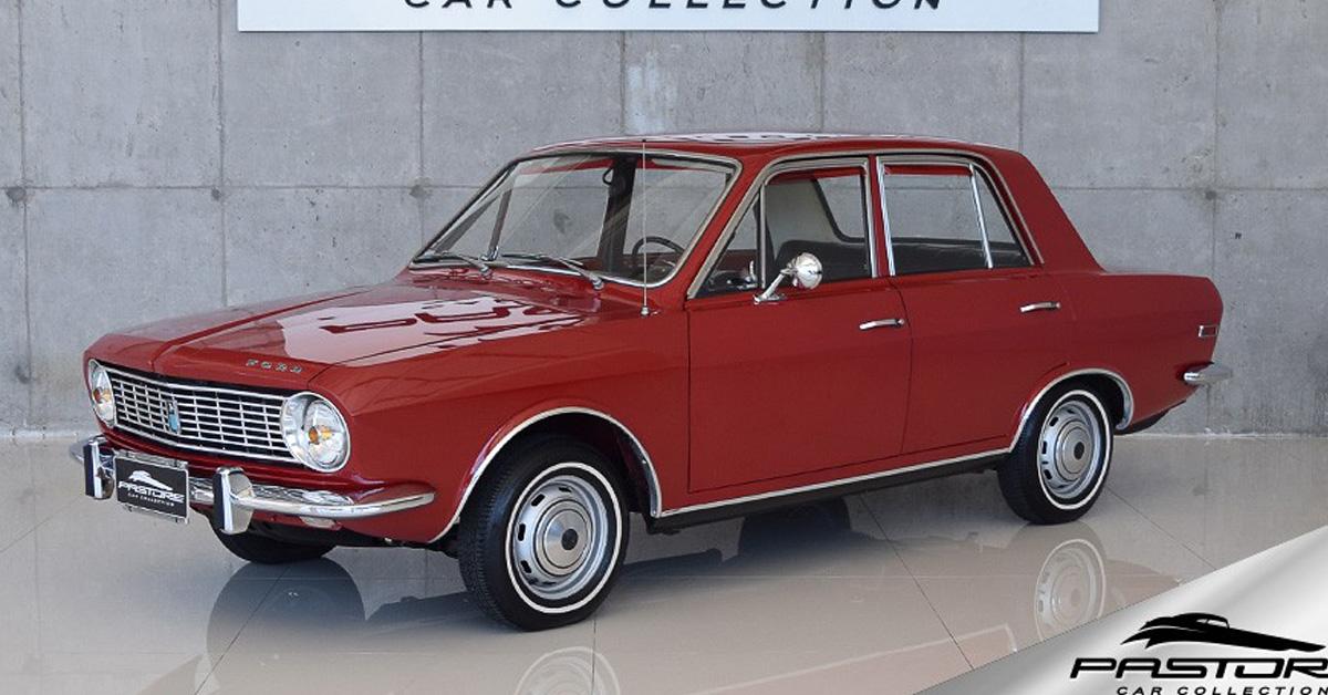 Coecel Luxo 4 portas 1974 Motor Tudo (6)