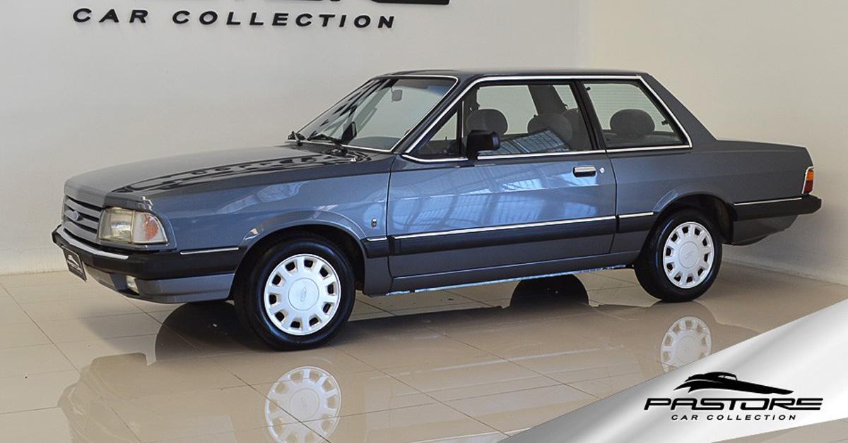 Ford Del Rey Ghia 1987 Motor Tudo (17)