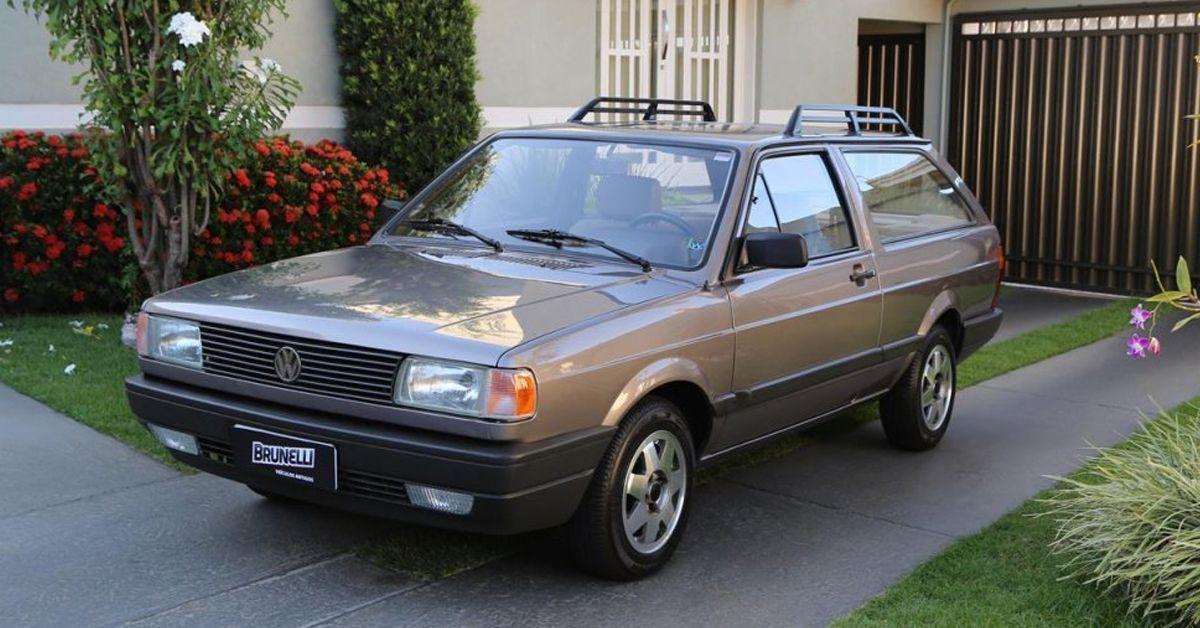 Volkswagen Parati GL 1.8 1995 Motor Tudo (1)