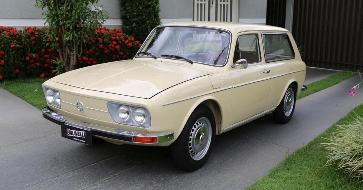 Volkswagen Variant 1600 1976 Motor Tudo (2)