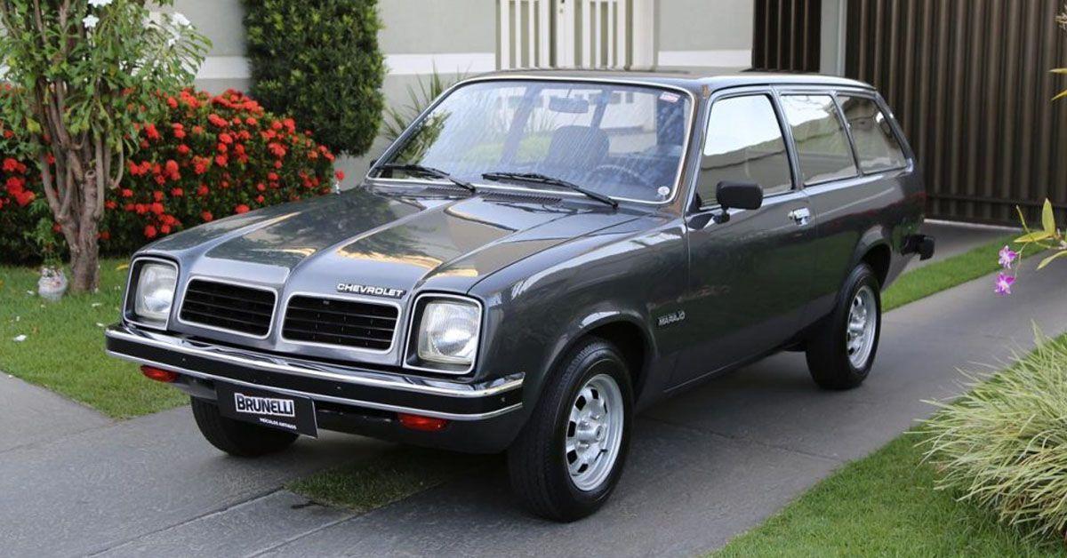 Chevette marajó 1981 Motor Tudo (0)