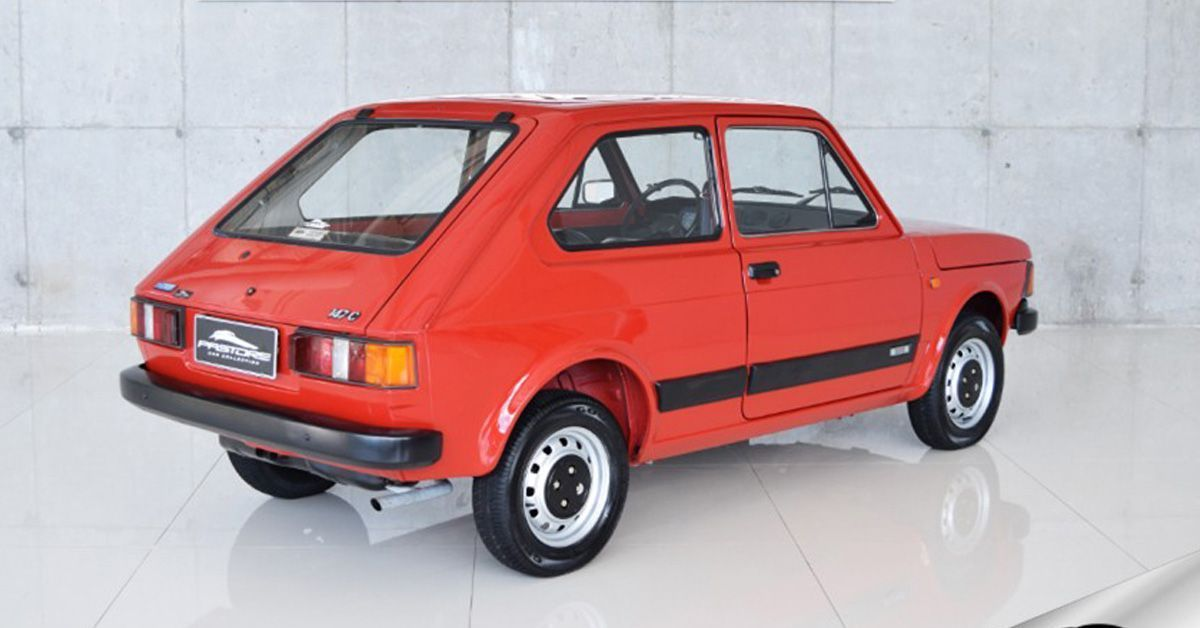 Fiat 147 C 1986 Motor Tudo (0)