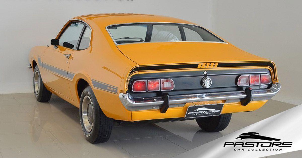 Ford Maverick GT Quadrijet 1977 Motor Tudo (0)
