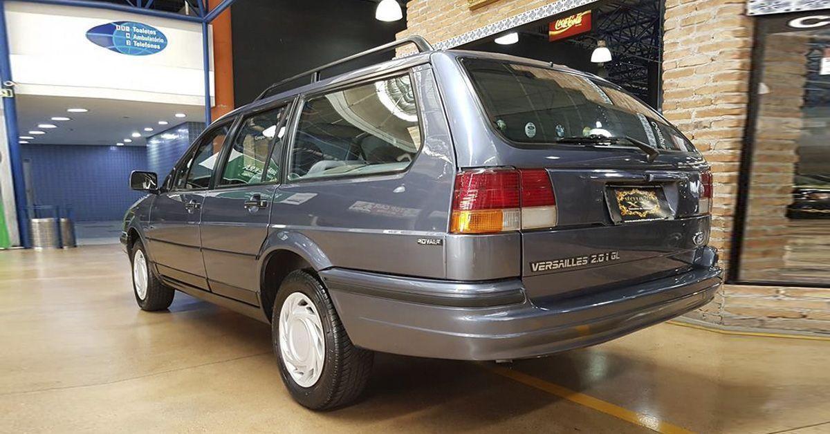 Ford Royale GL 2.0i 1996 Motor Tudo (0)
