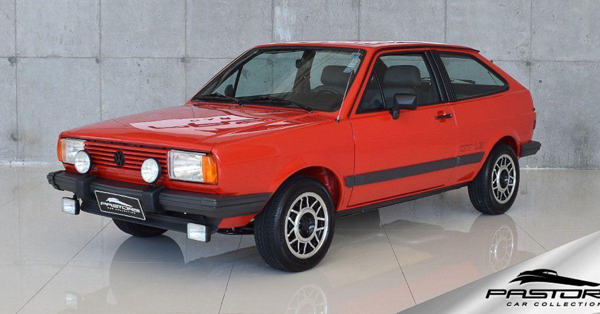 Gol GT 1.8 1984 Motor Tudo (0)