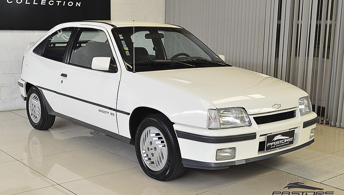 Kadett GS 2.0 1990 Motor Tudo (0)